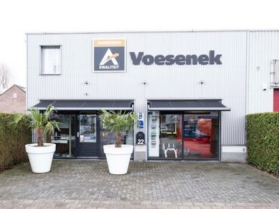 Ad Voesenek Zonwering